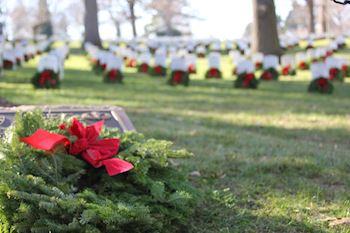 Wreaths Across America Arlington
